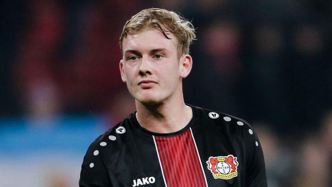 Julian Brandt Tertarik Bergabung Dengan Borussia Dortmund?
