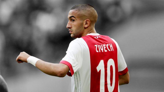 Overmars : Hakim Ziyech Akan Meninggalkan Ajax di Musim Panas
