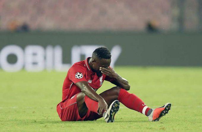 Naby Keita Telah Menanbah Daftar Pemain Cedera Liverpool