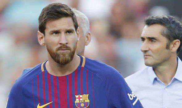 Valverde : Kami Harus Belajar Mengatasi Pertandingan Tanpa Messi