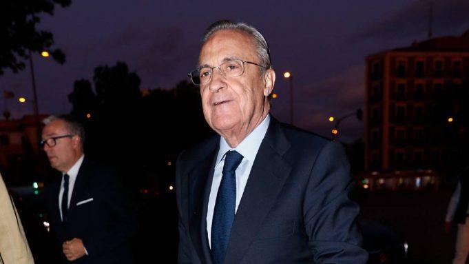 Florentino Perez Akui Madrid Mengejar 2 Pemain Ini