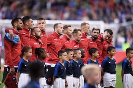 Prancis Telah Salah Memutarkan Lagu Kebangsaan Albania