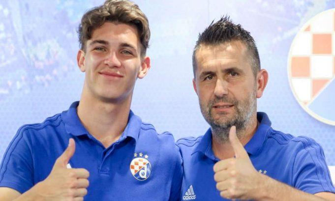 Manchester City Sedang Memantau Pemain Muda Dinamo Antonio Marin