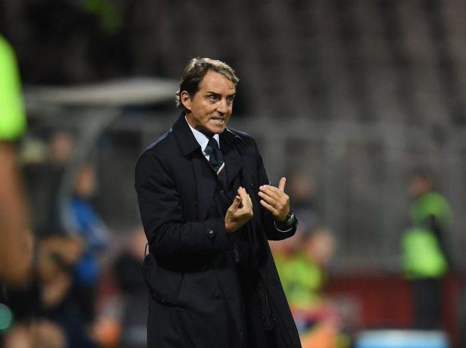 Roberto Mancini Senang Dengan Penampilan Timnas Italia