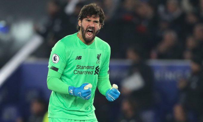 Alisson Becker : Liverpool Sangat Berarti Bagi Saya