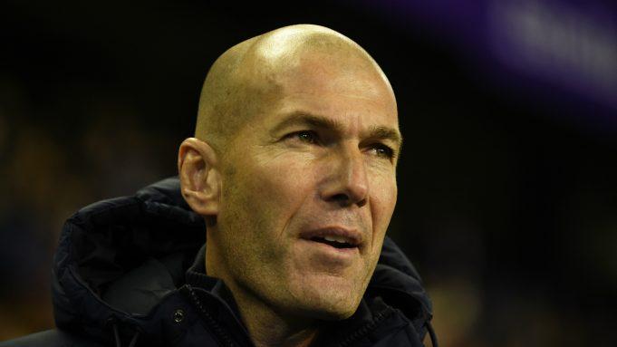 Zidane Ingin Real Madrid Bereaksi Setelah Gugur di Copa del Rey