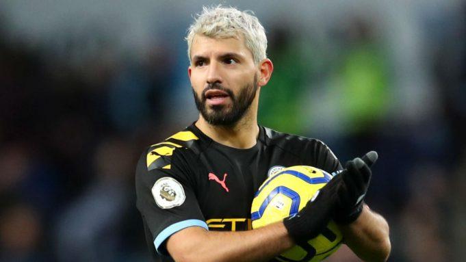 Sergio Aguero Alami Cedera Pada Derby Manchester