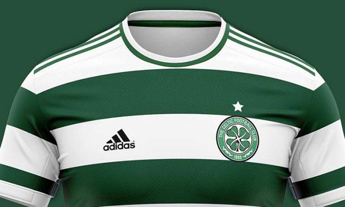 Celtic Menandatangani Kemitraan Dengan Adidas