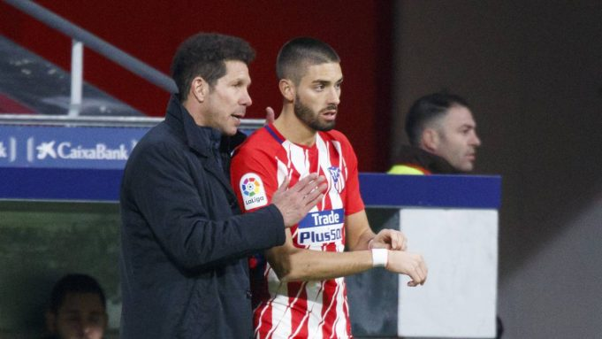 Yannick Carrasco : Atletico Madrid Sedang Baik-Baik Saja