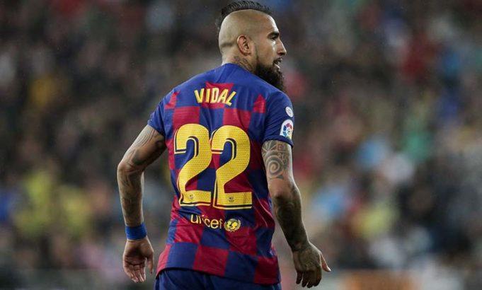 Inter Milan Buka Pembicaraan Dengan Arturo Vidal