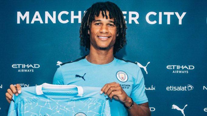 Manchester City Resmi Datangkan Nathan Ake