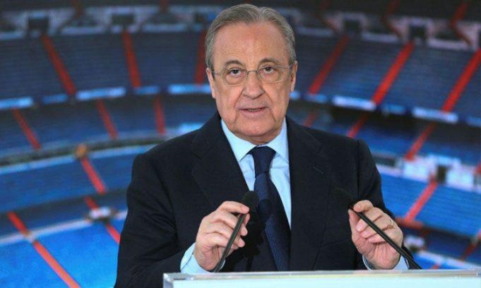 Florentino Perez : Liga Super Masih Hidup