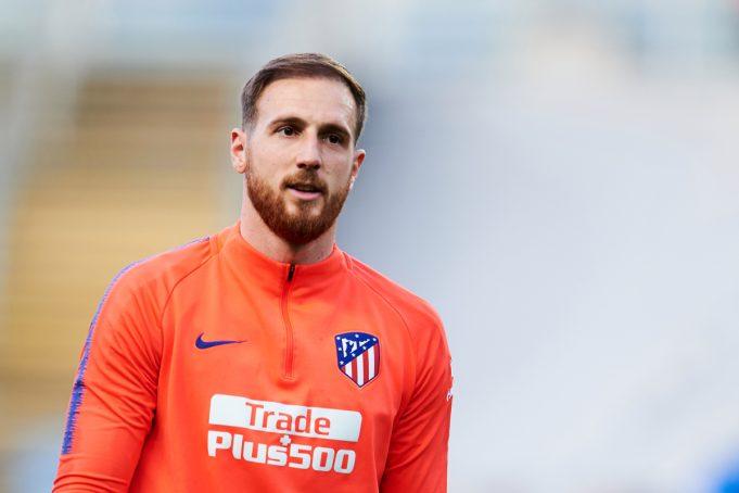 Atletico Madrid Yakin Jan Oblak Akan Bertahan di Klub