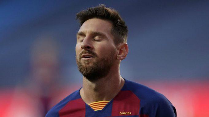 Messi Dikabarkan Telah Beri Tahu Barcelona Keinginannya Untuk Pergi