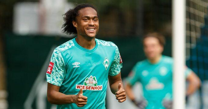 Tahith Chong Berharap Bisa Berkembang Pesat Di Werder Bremen