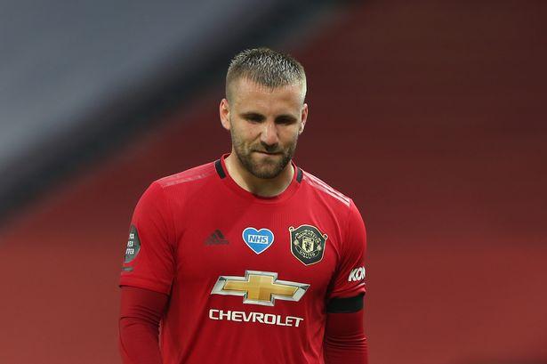 Solskjaer Konfirmasi Shaw Siap Tampil Lawan Aston Villa