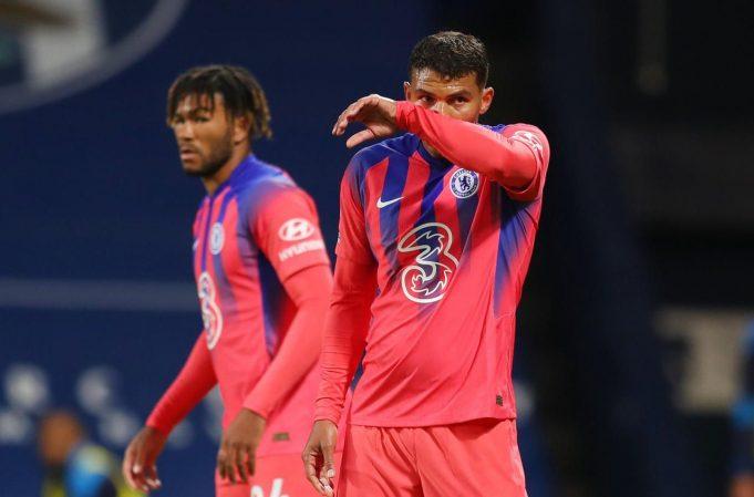 Lampard : Tidak Ada Masalah Bahasa Dengan Thiago Silva