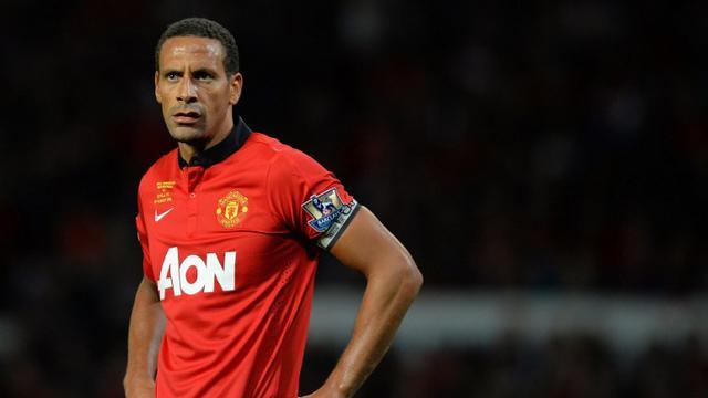 Rio Ferdinand Tidak Senang MU Tidak Aktif Dibursa Transfer