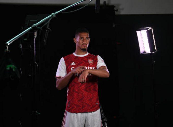 William Saliba Bangga Bisa Gabung Arsenal