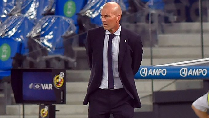 Camacho : Zidane Tidak Akan Dipecat Jika Kalah di El Clasico