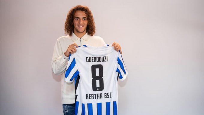 RESMI : Matteo Guendouzi Dipinjamkan ke Hertha BSC