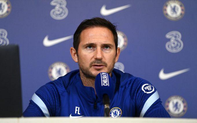 Frank Lampard Ingin Skuad Chelsea Untuk Bersatu
