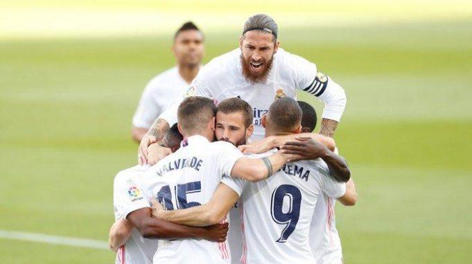 Sergio Ramos Dan Modric Beri Semangat Skuad Real Madrid