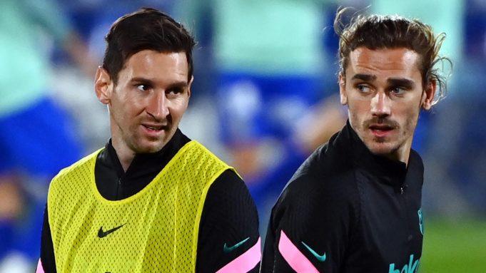 Ronald Koeman : Messi Harus Menerima Rasa Hormat Lebih