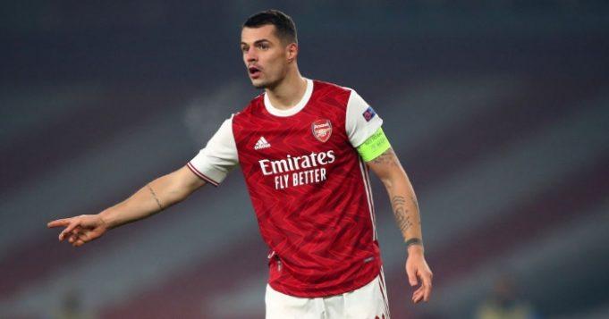 Keane, Souness Mengecam Xhaka Atas Kontribusinya di Arsenal