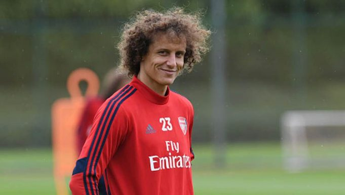 Mikel Arteta Memberikan Pujian Kepada Kepemimpinan David Luiz