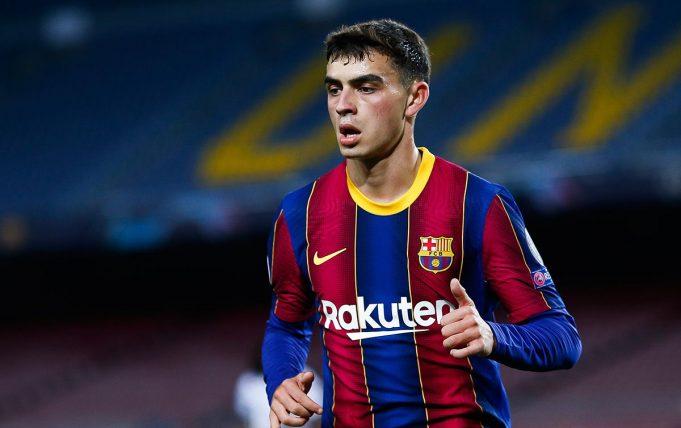 Pedri Menjadi Pencetak Gol Termuda Keempat Dalam Sejarah Barcelona