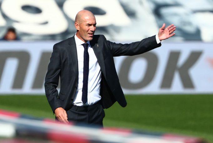 Zinedine Zidane : Menghadapi Inter, Seperti Final