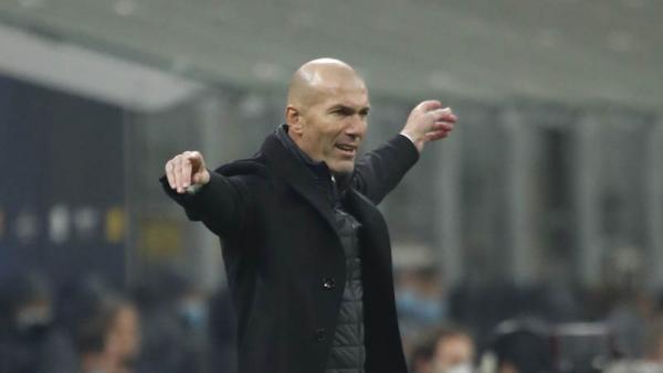 Zinedine Zidane Senang Dengan Kemangan Timnya Atas Inter