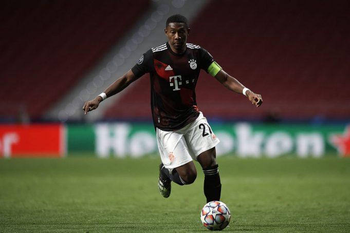 Manchester United Telah Ajukan Tawaran Pada David Alaba