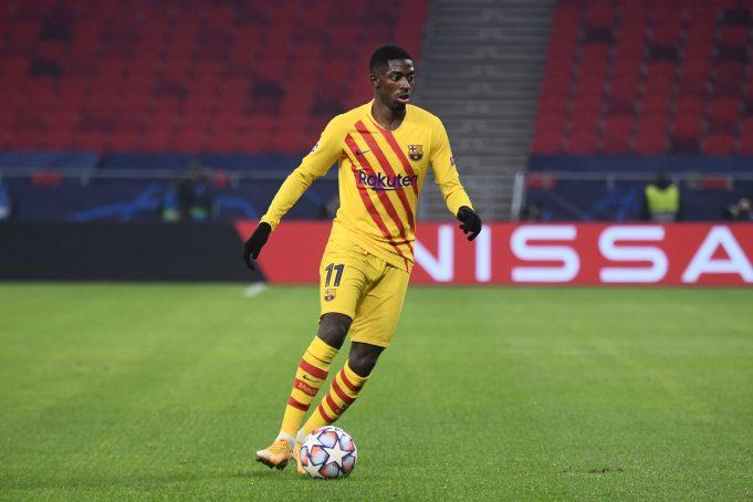 Ousmane Dembele Senang Dengan Kehidupan Di Luar Lapangan