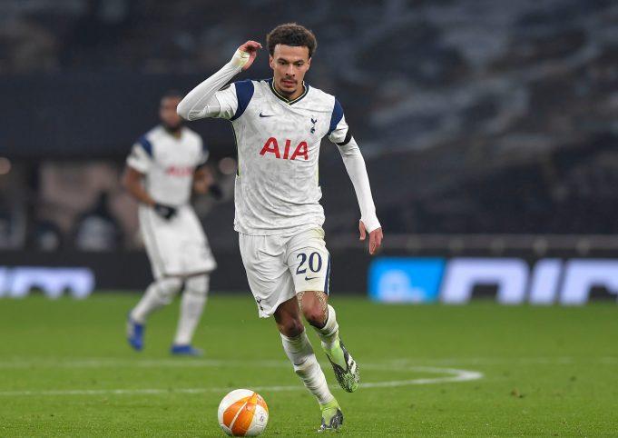 Jose Mourinho Tidak Yakin Dele Alli Tetap Menjadi Pemain Spurs