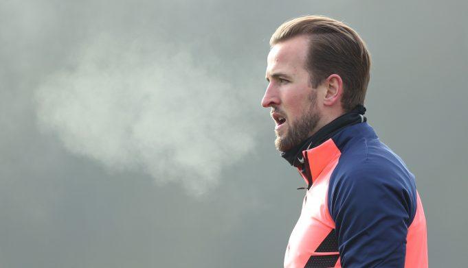 Mourinho : Ada Kabar Baik Mengenai Cedera Kane