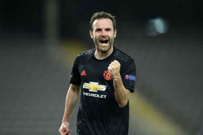 Valencia Menanti Kembalinya Juan Mata