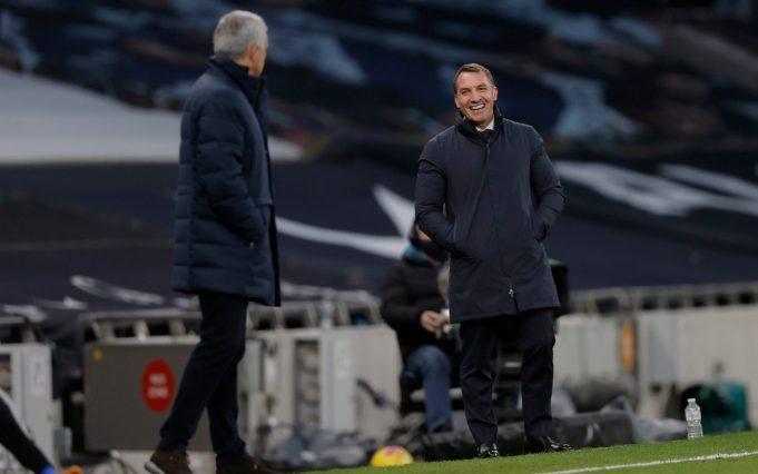 Rodgers Senang Dengan Kemenangan Atas Jose Mourinho