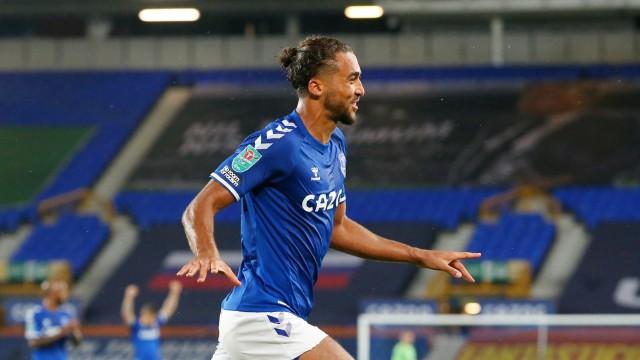 Calvert-Lewin Senang Dengan Kemenangan Timnya Atas Arsenal
