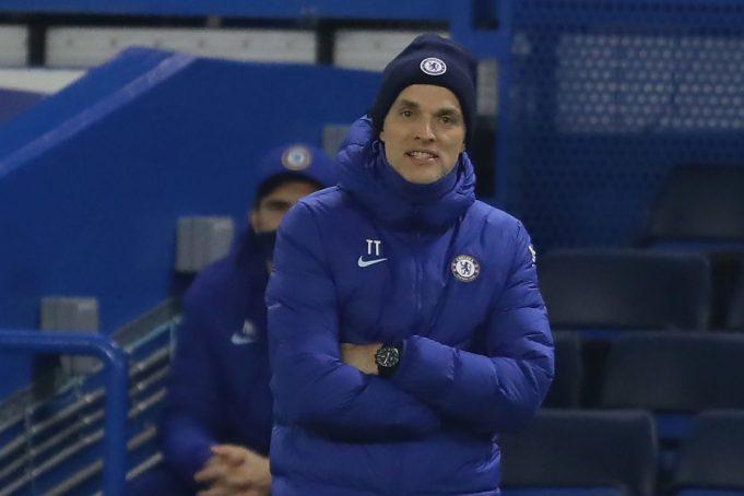 Tuchel Lakukan Perombakan di Pelatihan Chelsea