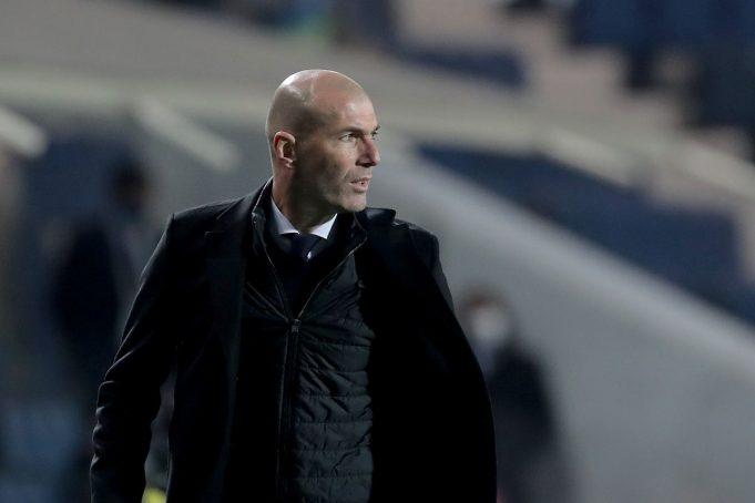 Zidane : Pertandingan Melawan Atalanta Masih Terbuka Lebar