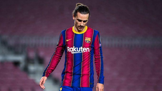 Presiden Barcelona Berharap Man United Dan PSG Ingin Griezmann