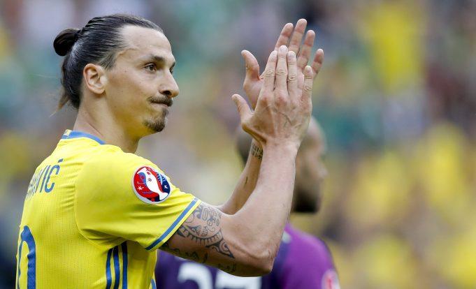 Pelatih Swedia, Andersson : Ibrahimovic Akan Bermain di Euro