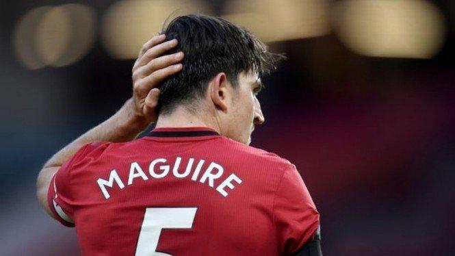 Luke Shaw : Maguire Semakin Baik Hari Demi Hari