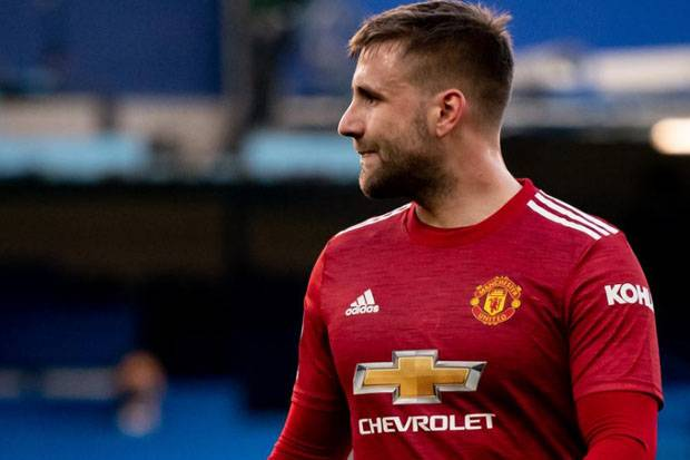 Luke Shaw Sambut Baik Hasil Undian Liga Europa