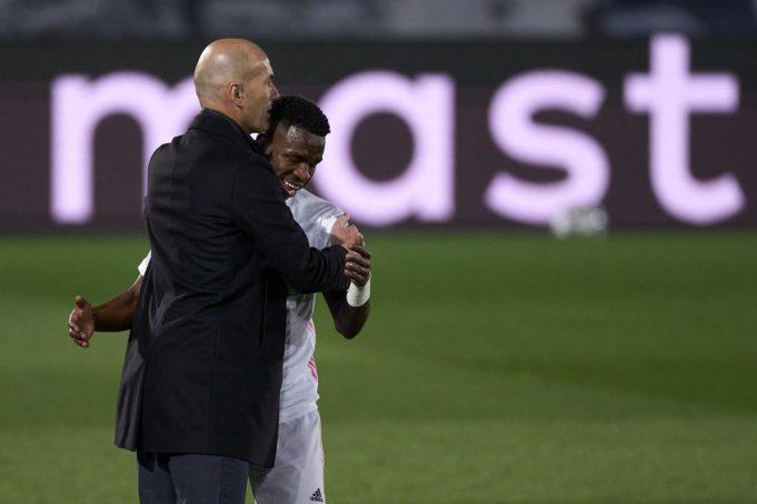 Zidane : Vinicius Membutuhkan 2 Gol Itu