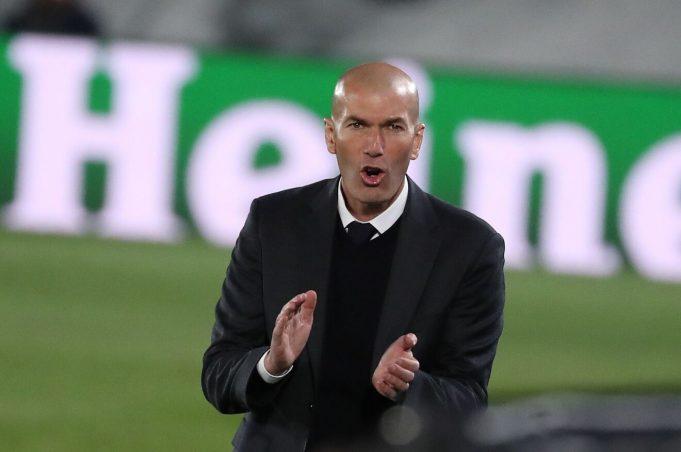 Zidane Serius Mempertimbangkan Keluar Dari Real Madrid