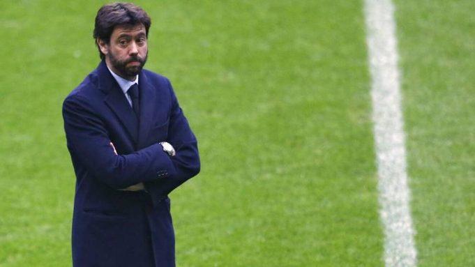 Presiden UEFA Ceferin Mengecam Andrea Agnelli