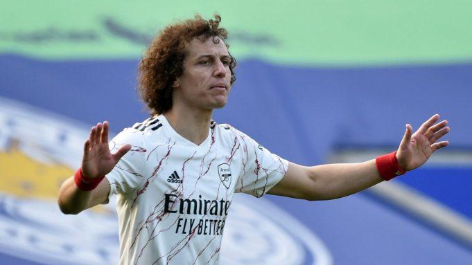 David Luiz Harus Terima Potongan Gaji Jika Ingin Tetap di Arsenal